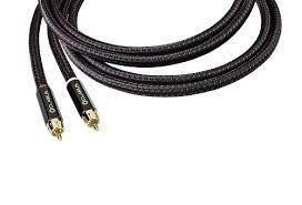 Crimson RCA Cable